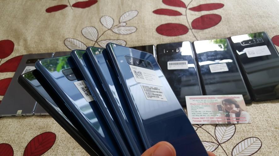 Phục Vụ VIP-SAMSUNG Galaxy NOTE 8 256G Q.tế/Hàn Quốc 2 sim RẺ bất ngờ! - 10