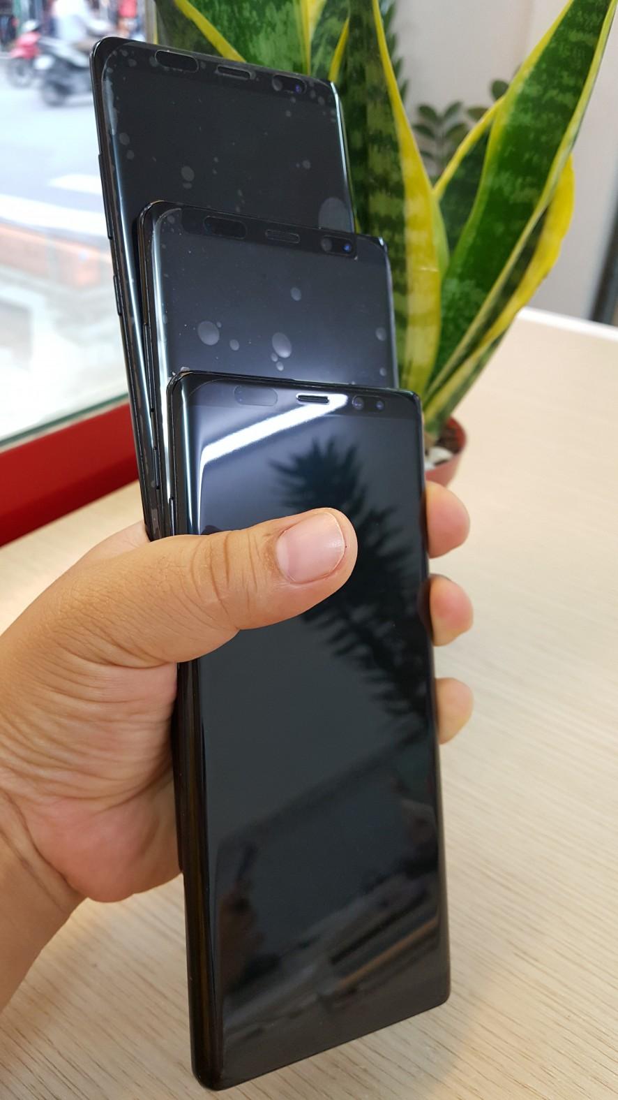 Bộ 3 Galaxy S8| S8+| NOTE 8, Samsung đang HÚT cả thế giới chạy theo!!! - 5