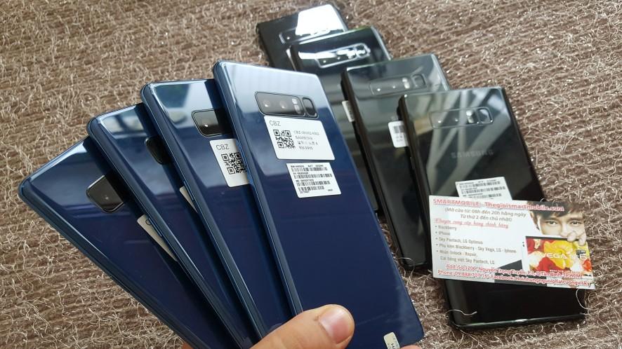 Bộ 3 Galaxy S8| S8+| NOTE 8, Samsung đang HÚT cả thế giới chạy theo!!! - 8