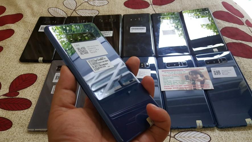 Phục Vụ VIP-SAMSUNG Galaxy NOTE 8 256G Q.tế/Hàn Quốc 2 sim RẺ bất ngờ! - 8