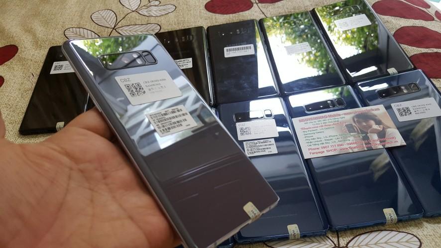Phục Vụ VIP-SAMSUNG Galaxy NOTE 8 256G Q.tế/Hàn Quốc 2 sim RẺ bất ngờ! - 15