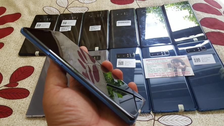 Phục Vụ VIP-SAMSUNG Galaxy NOTE 8 256G Q.tế/Hàn Quốc 2 sim RẺ bất ngờ! - 14
