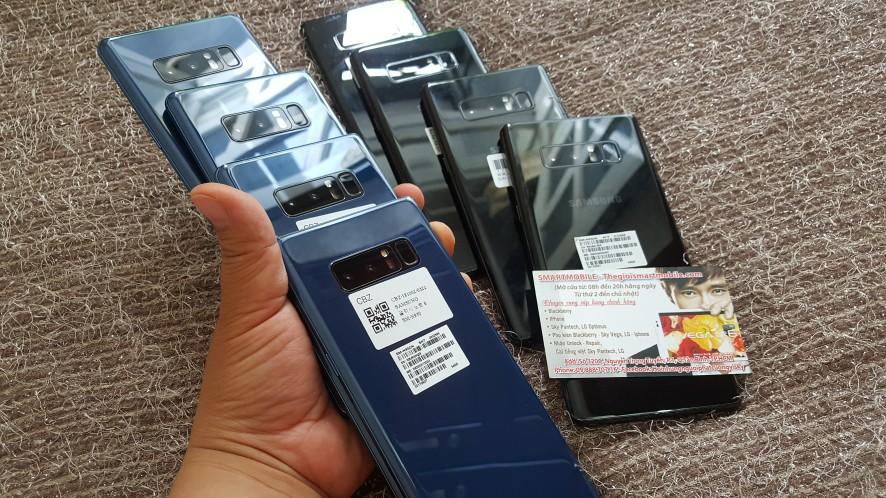 Bộ 3 Galaxy S8| S8+| NOTE 8, Samsung đang HÚT cả thế giới chạy theo!!! - 9