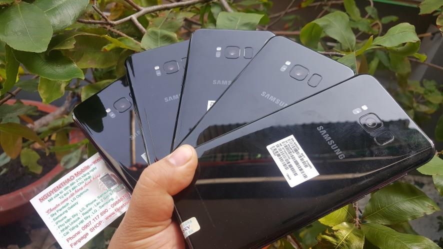 DOANH NHÂN Galaxy S8 và S8+ : về 20c giá nhập RẺ QUYẾN RŨ khách !!! - 8