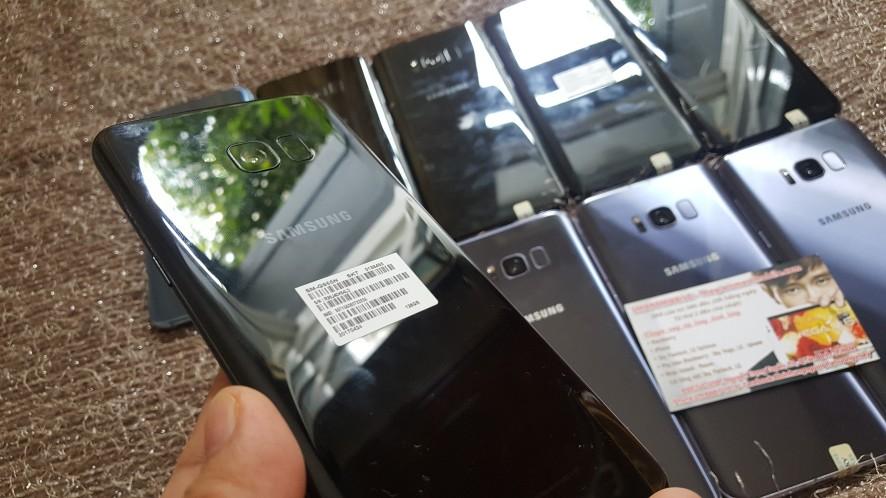 Vừa Về 50c SAMSUNG GALAXY S8| S+, ZIN KENG/ Used giá quá RẺ: 5t790k - 10