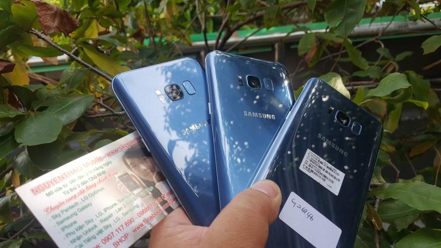 DOANH NHÂN Galaxy S8 và S8+ : về 20c giá nhập RẺ QUYẾN RŨ khách !!! - 9