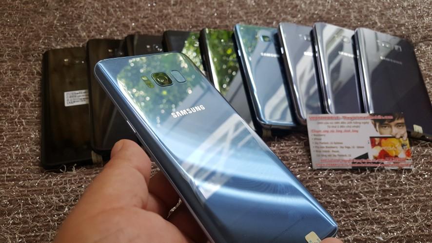 Vừa Về 50c SAMSUNG GALAXY S8| S+, ZIN KENG/ Used giá quá RẺ: 5t790k