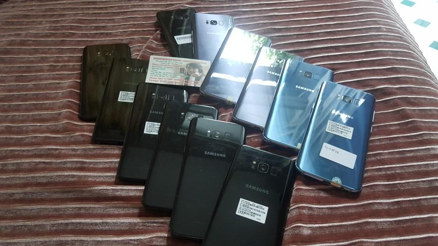 DOANH NHÂN Galaxy S8 và S8+ : về 20c giá nhập RẺ QUYẾN RŨ khách !!! - 12
