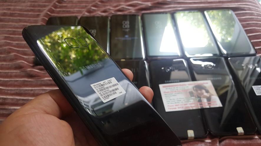 DOANH NHÂN Galaxy S8 và S8+ : về 20c giá nhập RẺ QUYẾN RŨ khách !!! - 13
