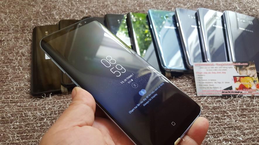 Vừa Về 50c SAMSUNG GALAXY S8| S+, ZIN KENG/ Used giá quá RẺ: 5t790k - 20