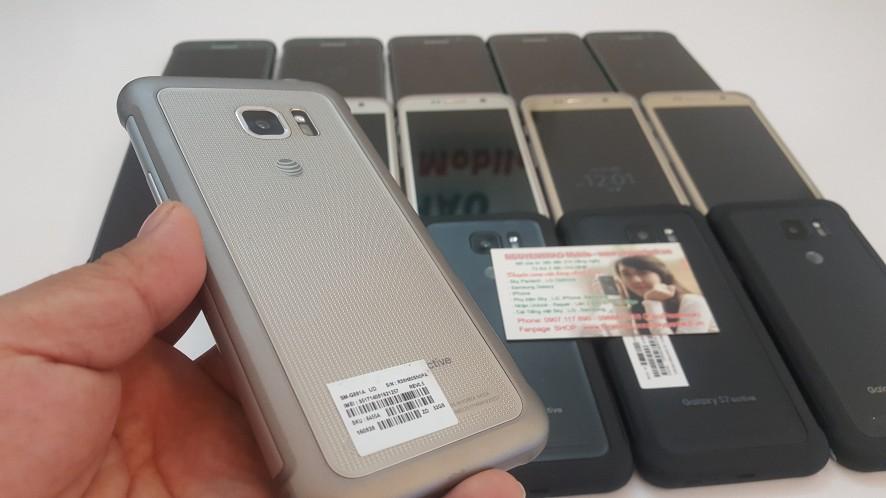 Vừa Về 80c Samsung S7 active/MỸ-CHỐNG VA ĐẬP- ưa Chuộng giá RẺ: 2.390K - 10
