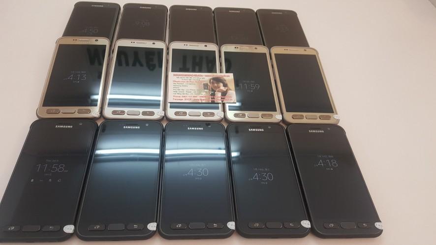 Vừa Về 80c Samsung S7 active/MỸ-CHỐNG VA ĐẬP- ưa Chuộng giá RẺ: 2.390K - 6