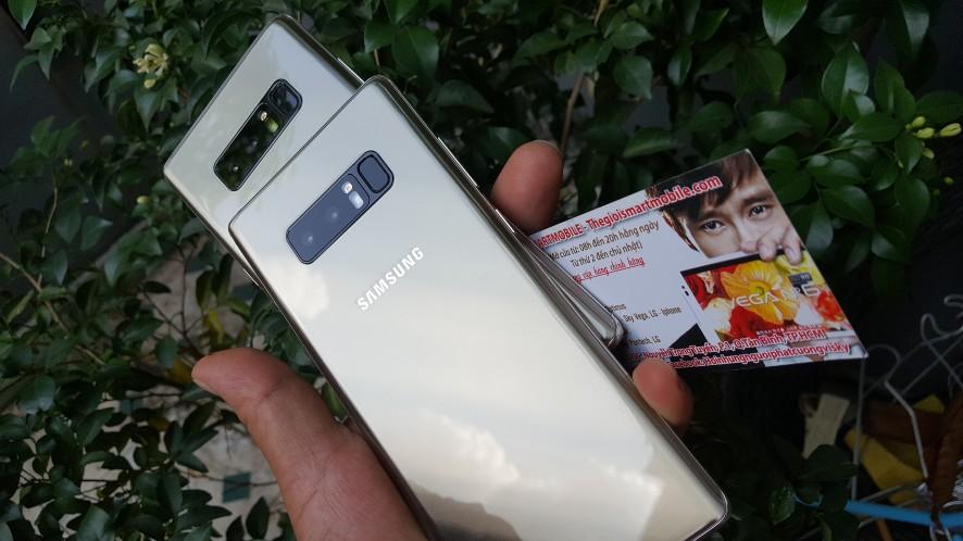 Quà Tặng NOEL SALE Sập GIÁ-Samsung GALAXY NOTE 8 Like Fbox/used từ 8t7 - 3